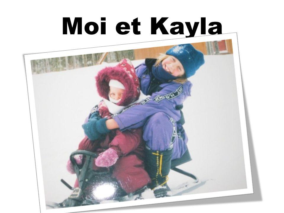 Moi et Kayla