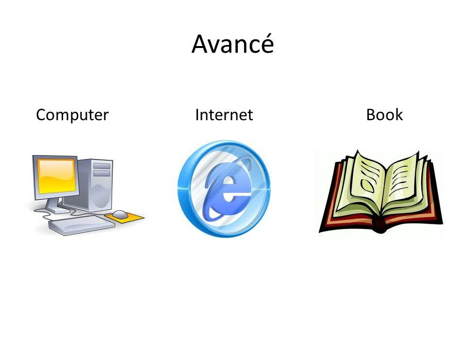 Avancé ComputerInternetBook