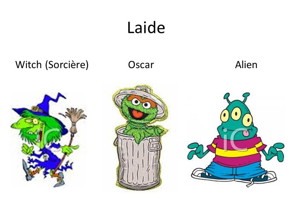 Laide Witch (Sorcière) Oscar Alien
