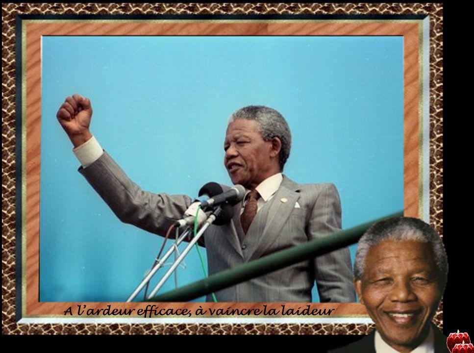 Madiba MANDELA fut cet ambassadeur,