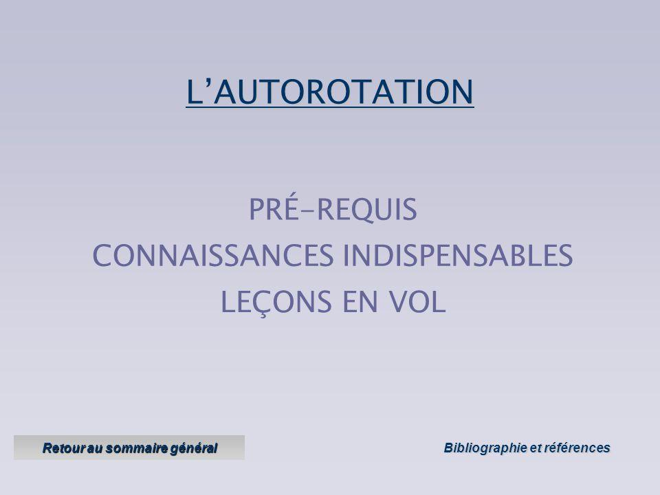 L'AUTOROTATION Objectifs : Prévenir et stopper le départ en autorotation ; Version 1 Version 1 – septembre 2007 En sortir si elle se produit accidente