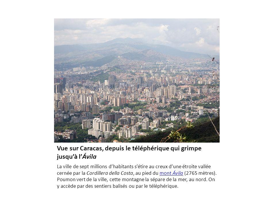 Caracas Fin de la journée de travail Le Venezuela profite du taux de chômage le plus bas de l'Amérique latine (6,7 % en 2008)*.