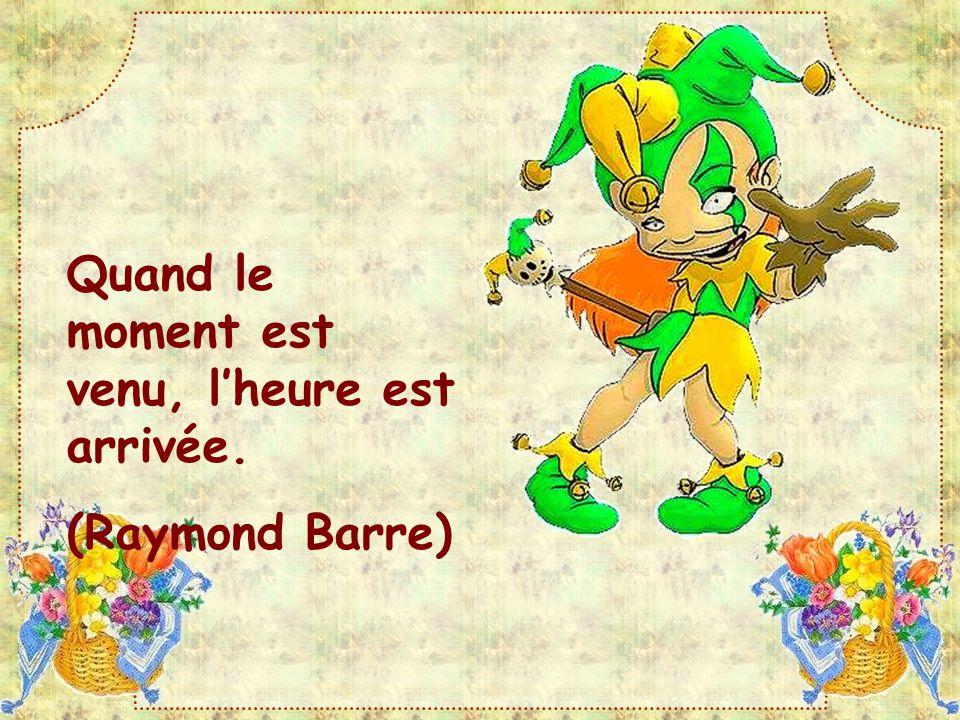 « A mon âge, l'immortalité est devenue une valeur refuge » (Giscard, reçu parmi les « immortels » de l 'Académie Française.)