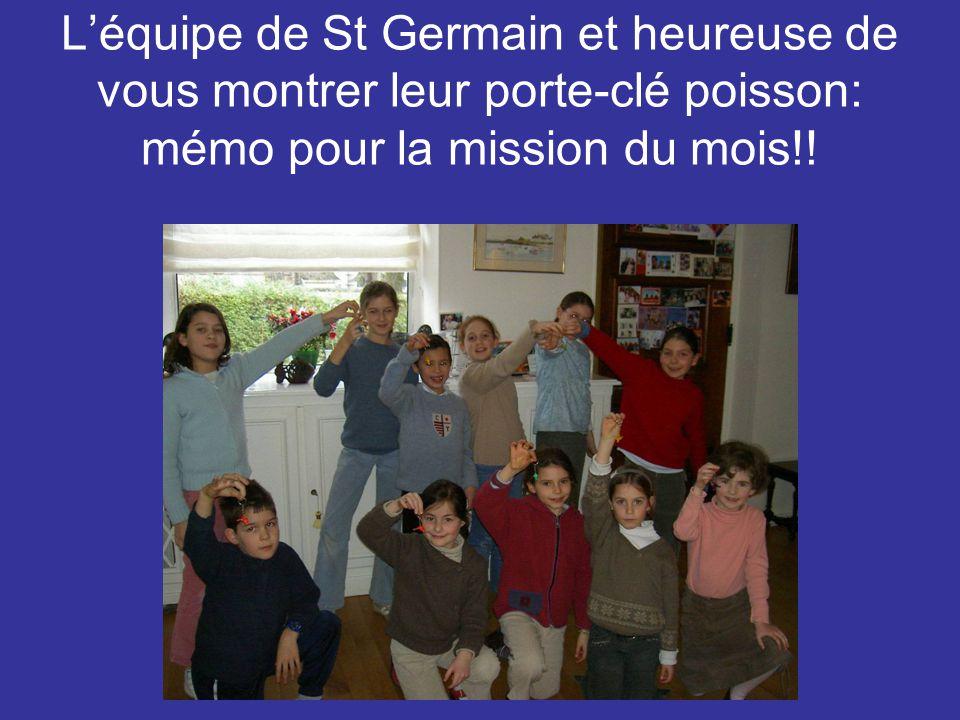 La vie d'équipe L'équipe de Nantes fête l'Épiphanie