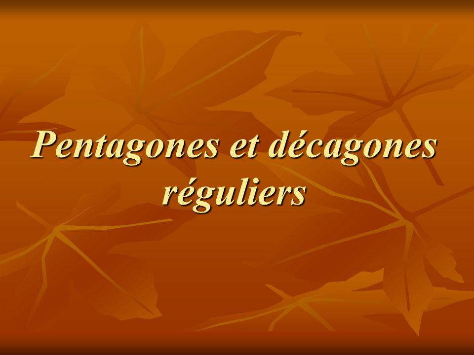 Les Pythagoriciens voyaient dans les nombres les principes de toute chose Le pentagramme était le symbole des pythagoriciens.