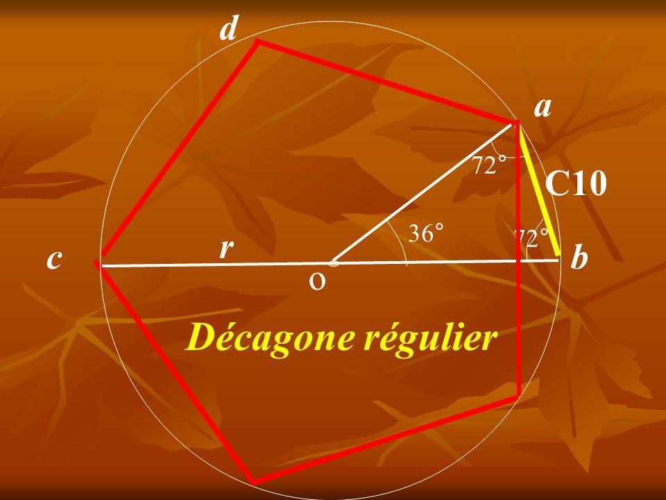 C5 Pentagone étoilé ( Pentagramme ) E5