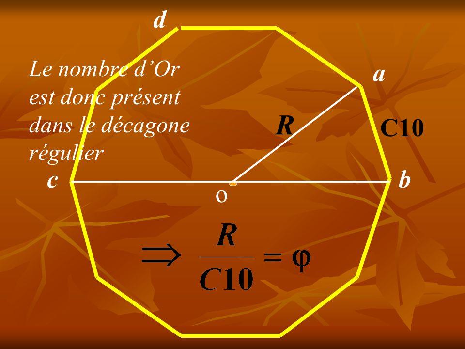 a b C10 36° 72° 36° o j 72° oa aj ab jb r r d c