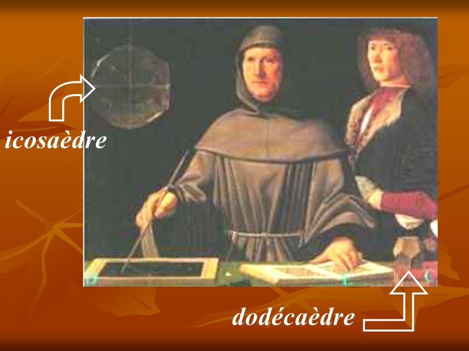 D E C Dans ce tableau de Jicopo de Barbari, où Fra Luca Pacioli explique un théorème, on a = 1,62