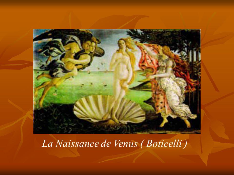 Souvent, le peintre, place l ' élément, le personnage ou l ' événement dans la section dorée du tableau pour que le regard du spectateur y soit naturellement attiré Voici quelques autres exemples