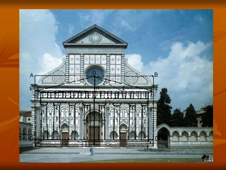 Santa Maria Novella ( Florence ) Renaissance Italienne