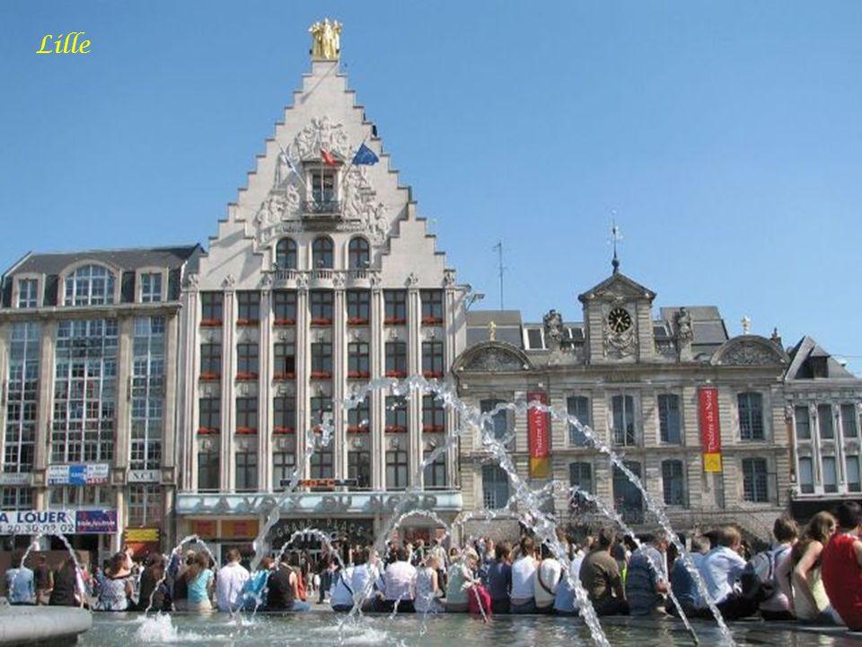 Arras- Place des Héros