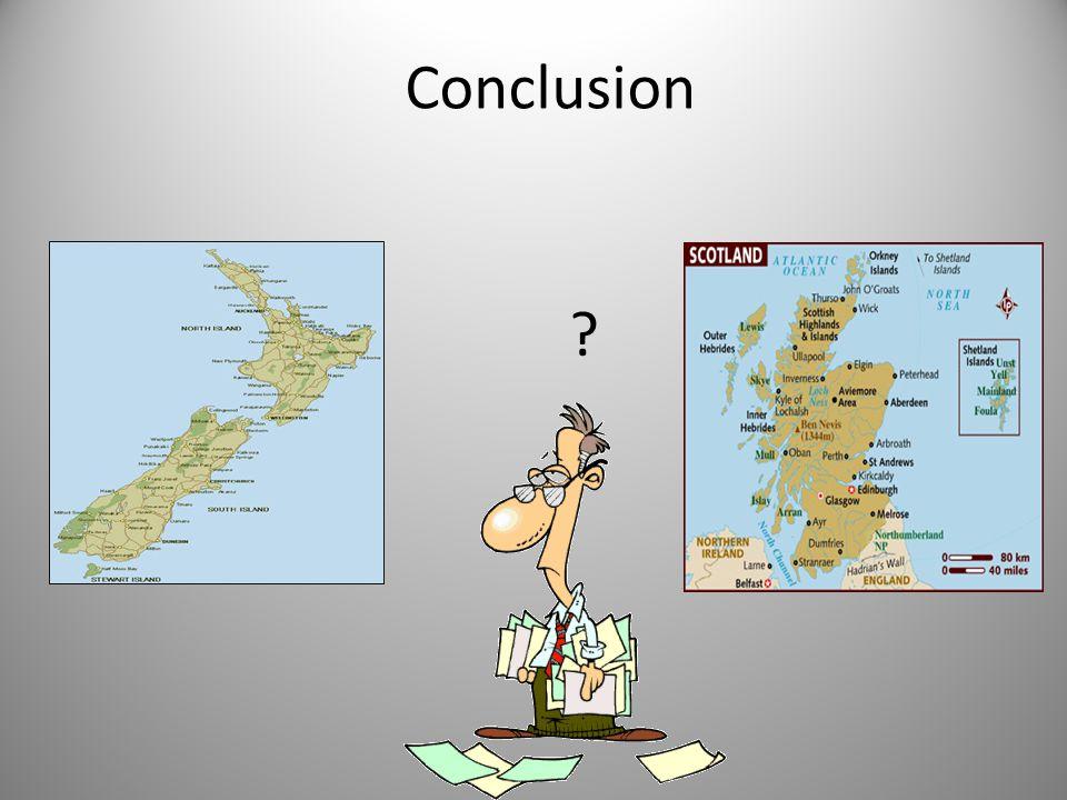 ? Conclusion