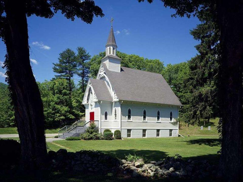 Une église est un édifice religieux dont le rôle principal est de faciliter le rassemblement d'une communauté chrétienne. C'est le principal édifice d