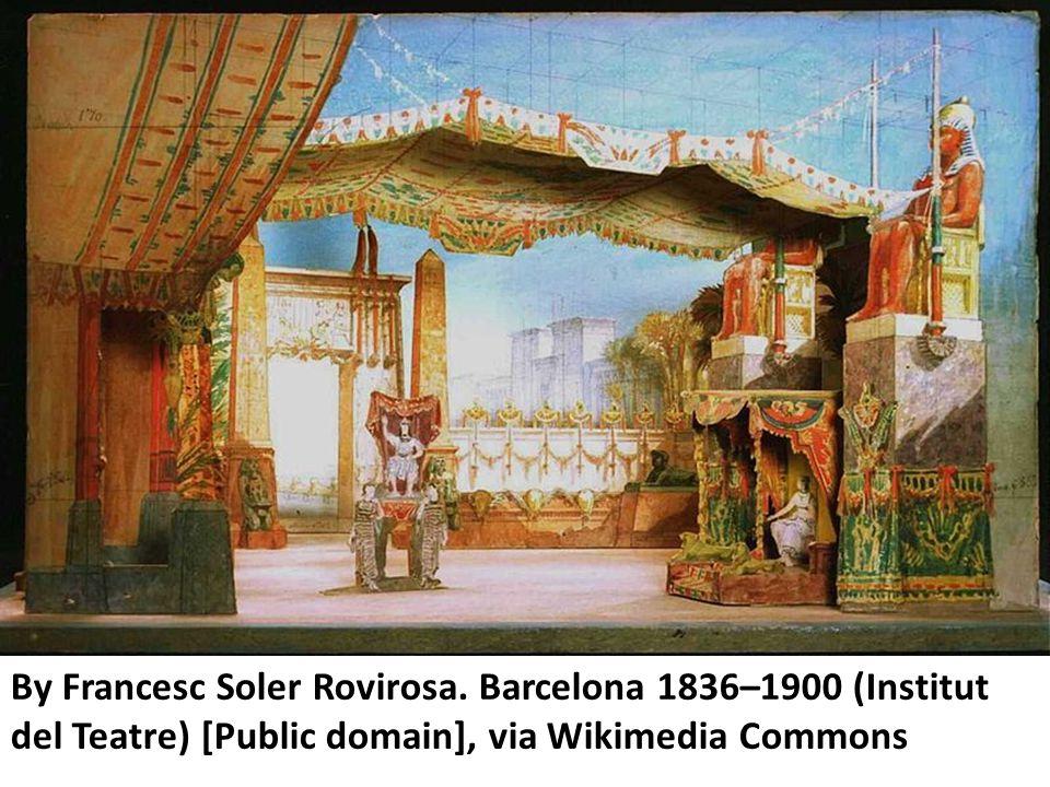 By Francesc Soler Rovirosa. Barcelona 1836–1900 (Institut del Teatre) [Public domain], via Wikimedia Commons