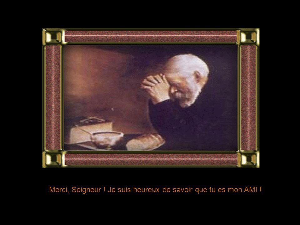 Merci, Seigneur de m'apprendre cette prière, et maintenant, merci aussi de m'en donner l'explication... J'aime tous mes enfants, et je préfère ceux qu