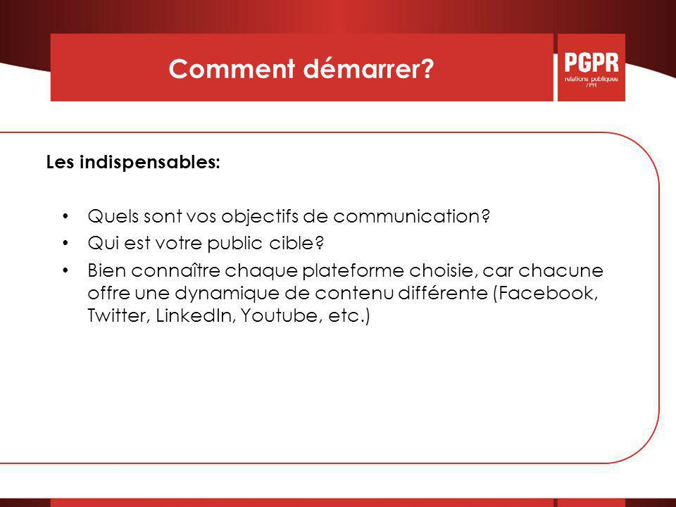 Questions / commentaires