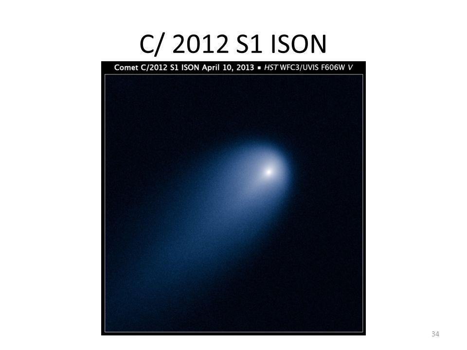 C/ 2012 S1 ISON 34