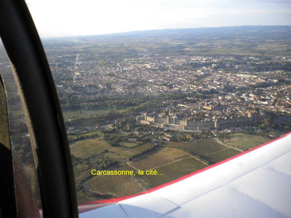 Carcassonne, la cité…