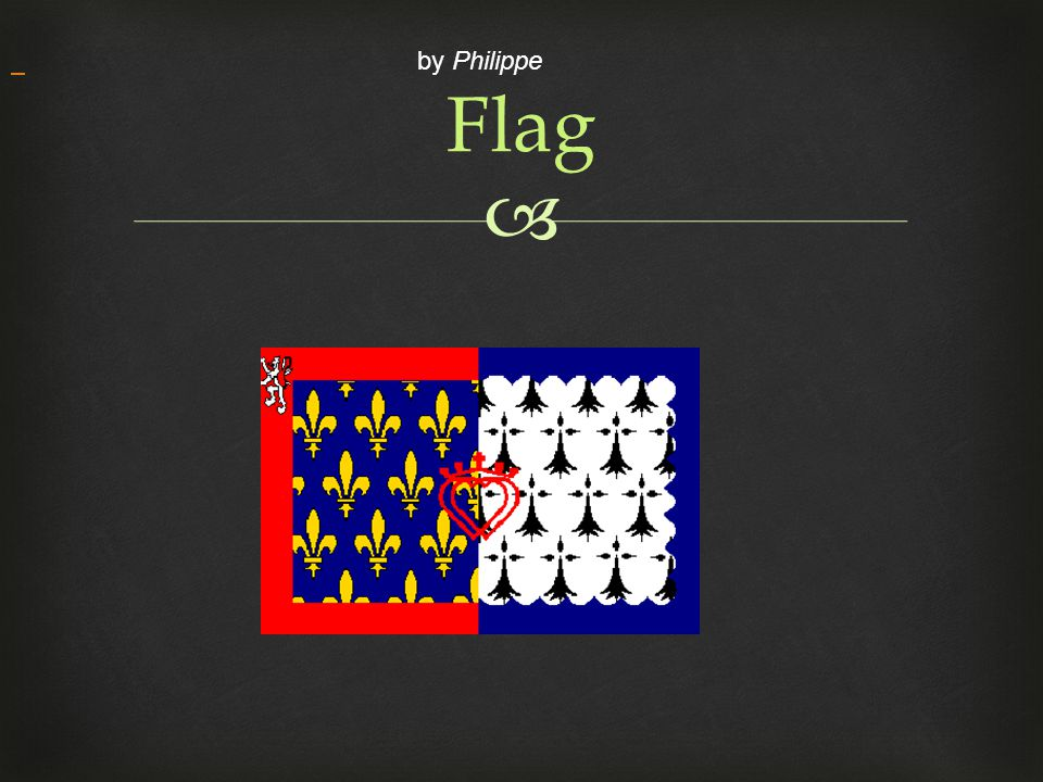  Flag by Philippe