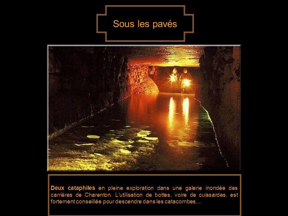 L'aqueduc de Médicis Construit au XVIIème siècle, l'aqueduc Médicis servait à alimenter les Parisiens en eau potable. Suivant en grande partie le trac