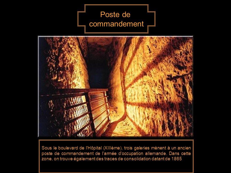Accès strictement interdit L'accès aux catacombes et carrières de Paris est strictement interdit par la loi. Un arrêté préfectoral du 2 novembre 1955