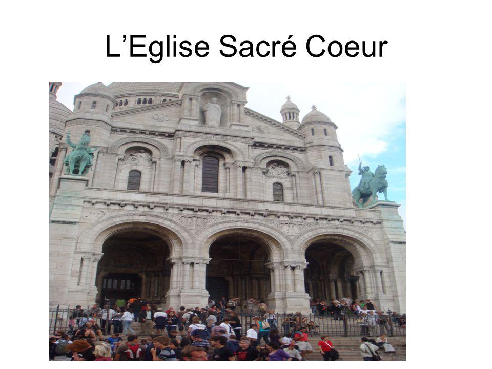 L'Eglise Sacré Coeur