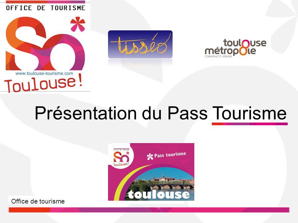 Présentation du Pass Tourisme Office de tourisme