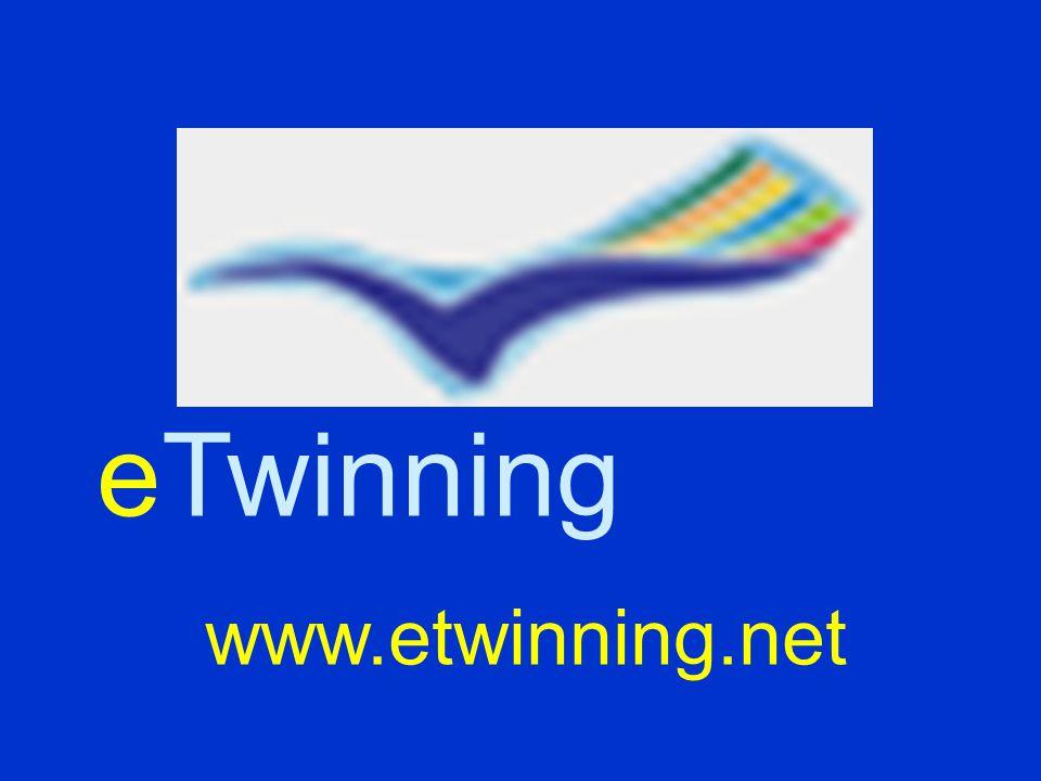 E-twinning est une plateforme internet destinée aux enseignants qui permet d'entrer en contact avec des enseignants de toute l'Europe pour élaborer des projets d'échange entre classes, entre écoles.