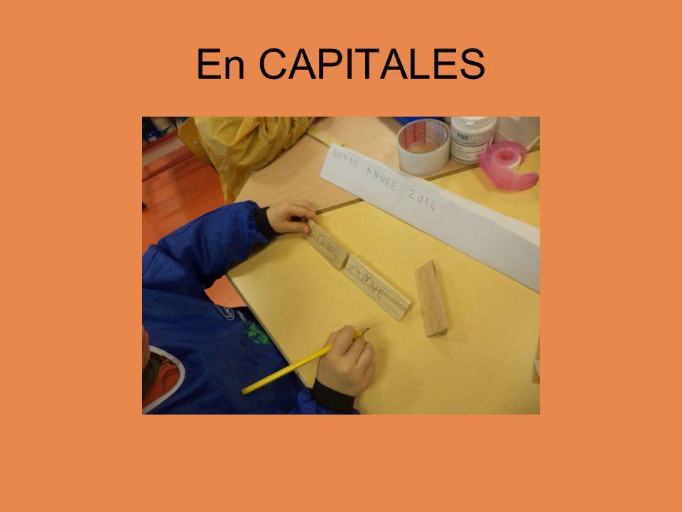 En CAPITALES