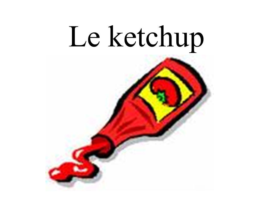 Le ketchup