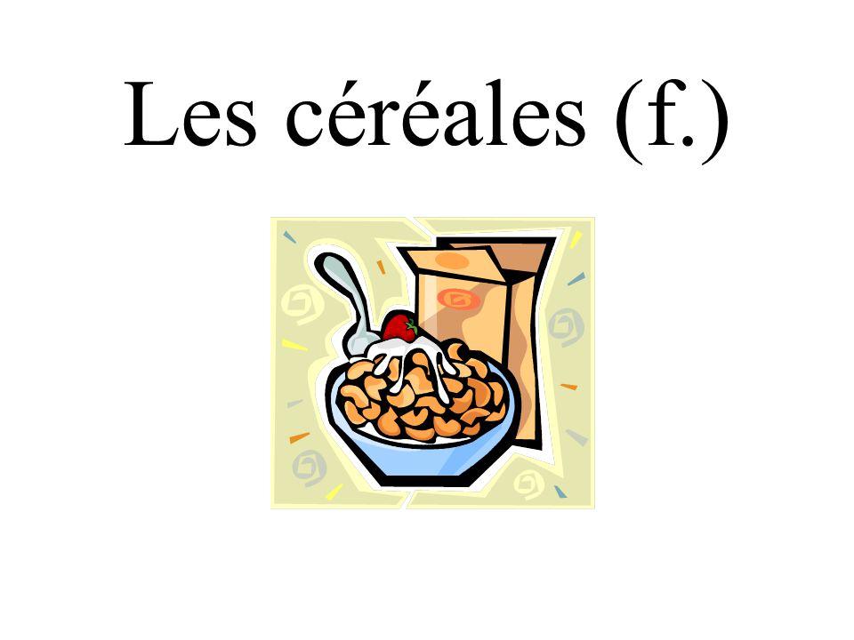 Les frites (f.)