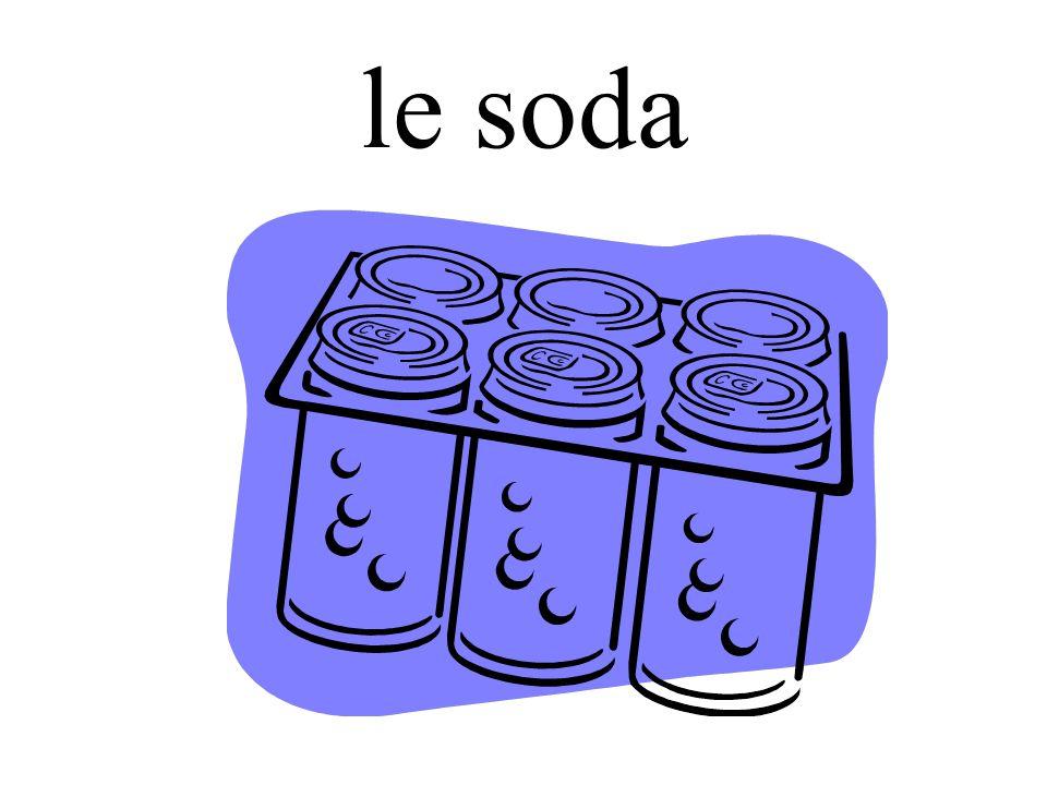 le soda
