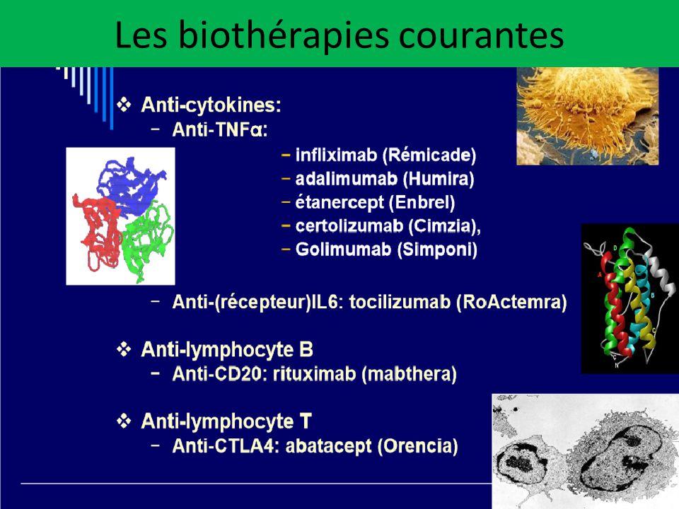 Biothérapie : cherchez l'infection