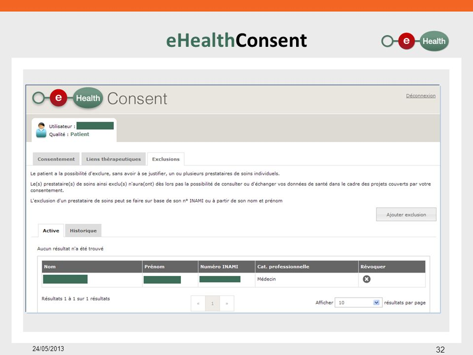eHealthConsent 32 24/05/2013