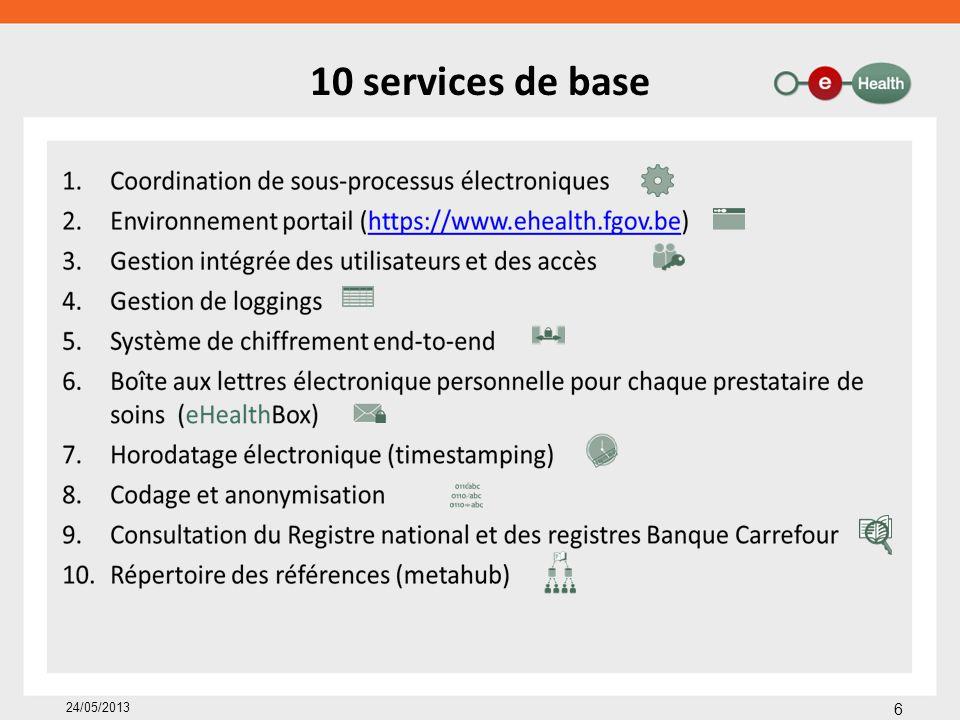 10 services de base 6 24/05/2013