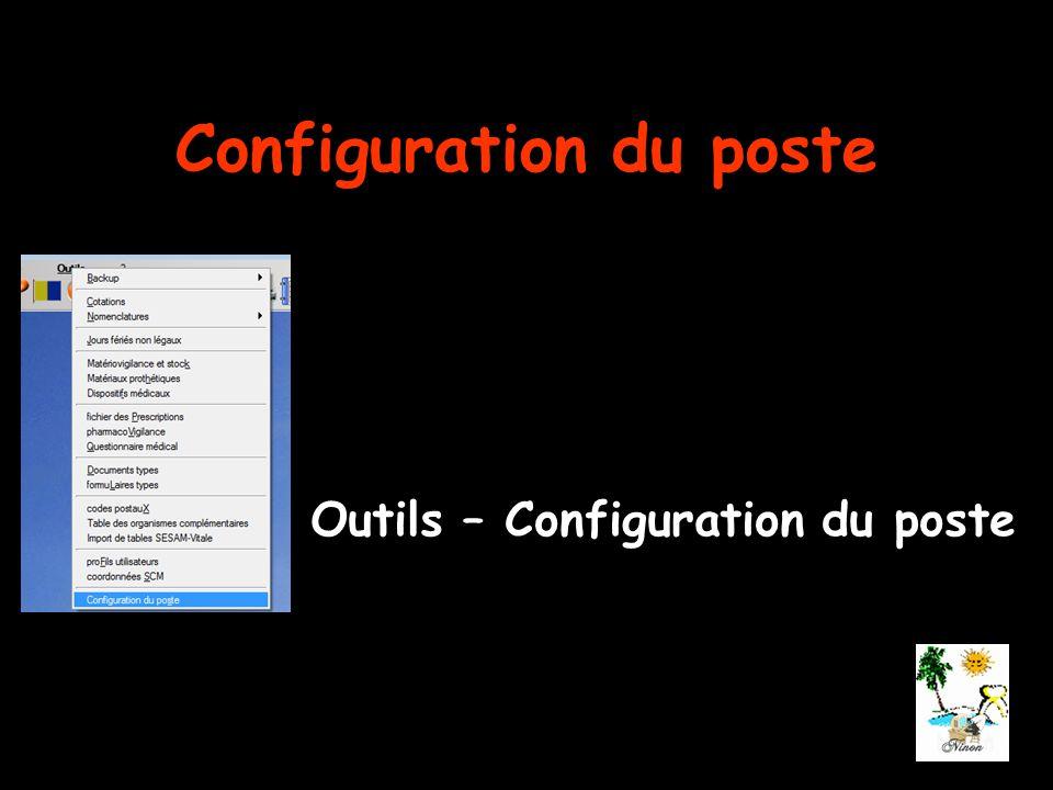  En bas : possibilité d'associer un traitement de texte externe  Choisir le chemin complet d un programme de traitement de texte qui pourra être appelé à l aide de la barre d icônes de la fenêtre principale.