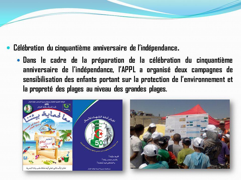 Célébration du cinquantième anniversaire de l'indépendance. Dans le cadre de la préparation de la célébration du cinquantième anniversaire de l'indépe