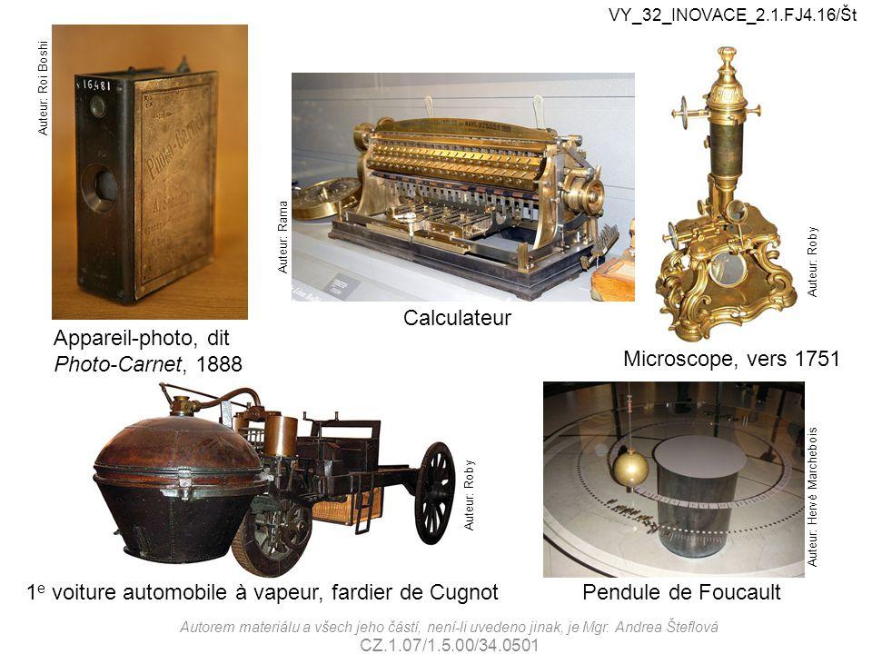 VY_32_INOVACE_2.1.FJ4.16/Št Autorem materiálu a všech jeho částí, není-li uvedeno jinak, je Mgr.