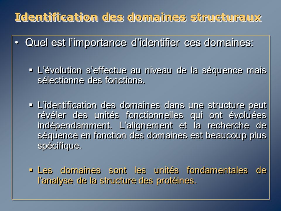 CATH, exemple…1GTM