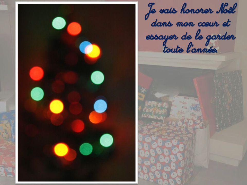 Pour préparer un arbre de Noël, il faut trois choses, outre les ornements et l'arbre, la foi dans les beaux jours à venir.