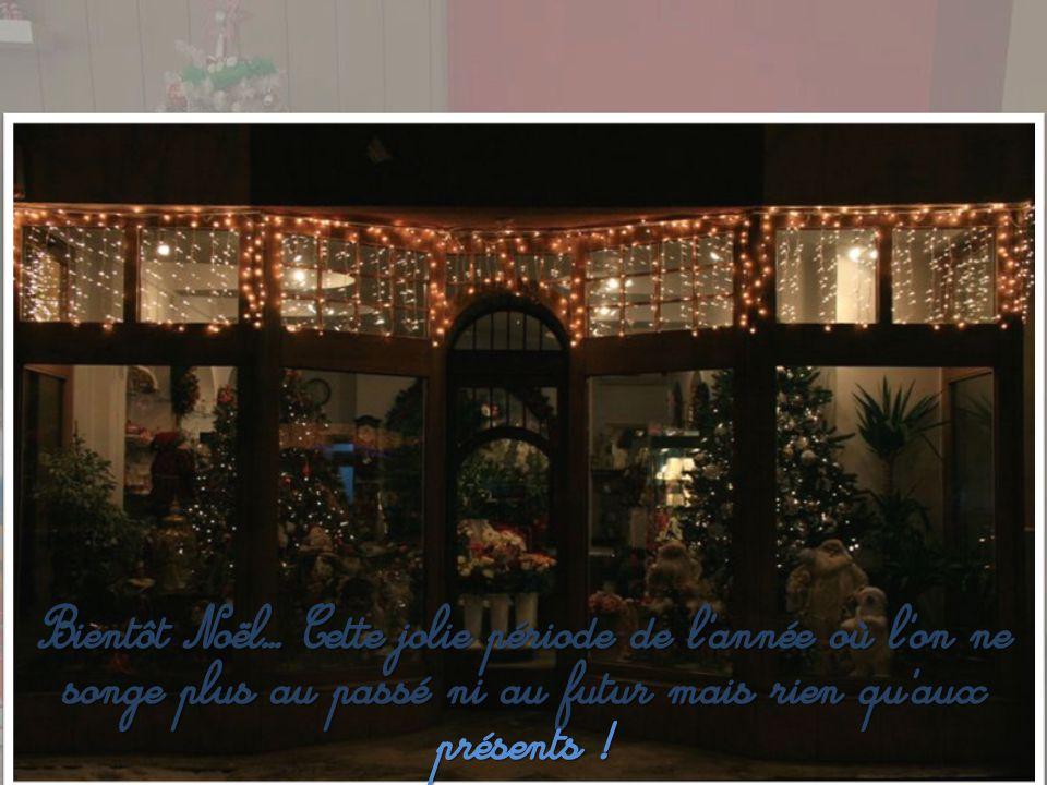 À Noël, amusons-nous, profitons-en, car Noël ce n'est qu'une fois par an.