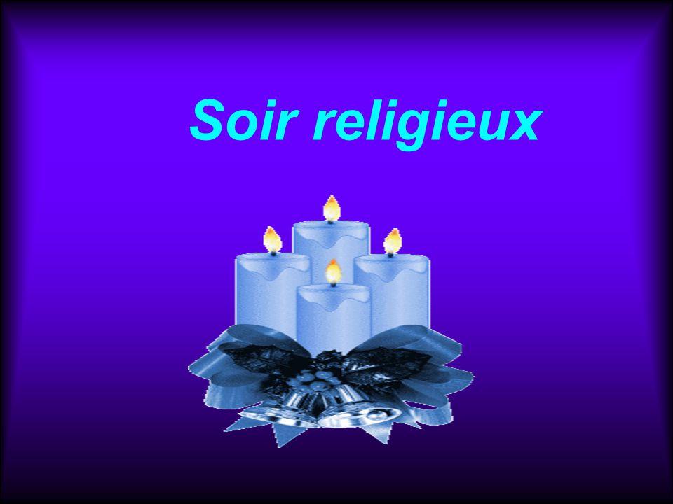 Soir religieux