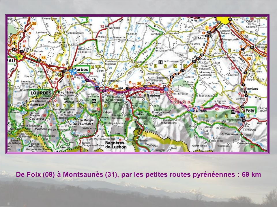 Montsaunès est, comme les villes voisines que nous venons de traverser, d'origine très ancienne.