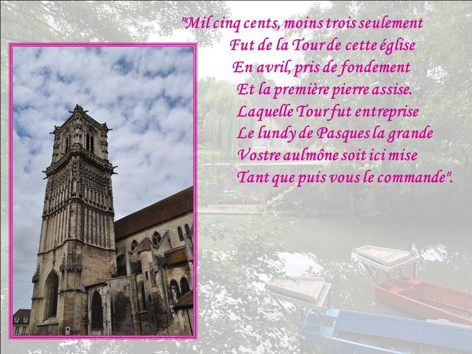 Bien entendu, Clamecy a son église, la collégiale Saint Martin.