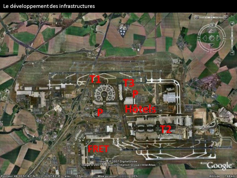 Le Satellite S4 Inauguré en juin 2012 8 millions de passagers = 15% de trafic en plus Amélioration de la compétitivité de AF-KLM Concurrence internationale