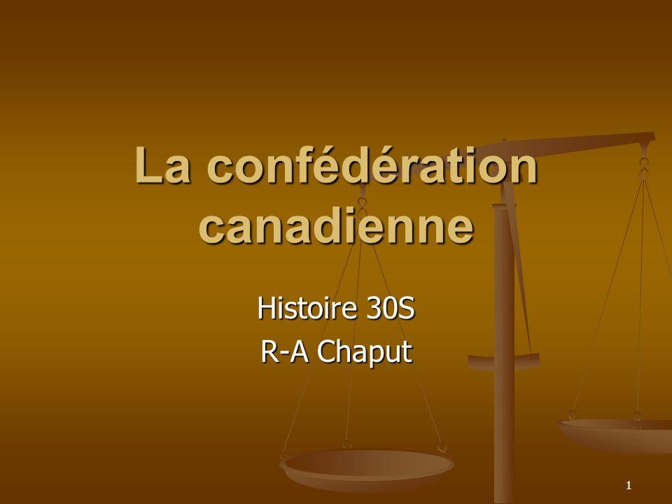 22 Propositions : Le Canada offre de prendre possession du chemin de fer et d'assumer toutes les dettes associées.