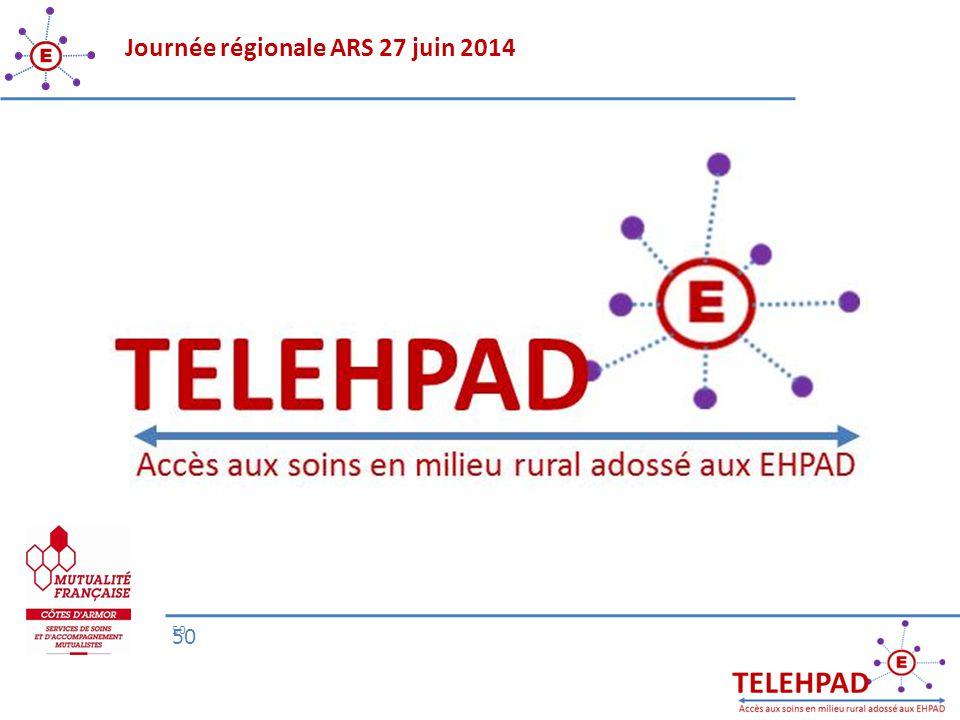 50 Journée régionale ARS 27 juin 2014