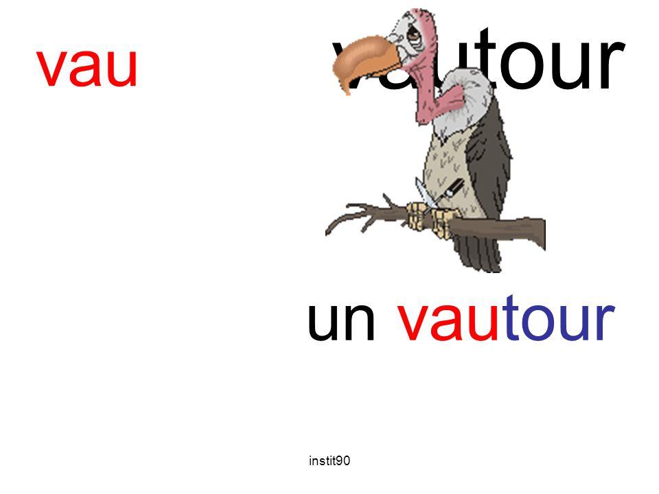 instit90 vautour un vautour vau