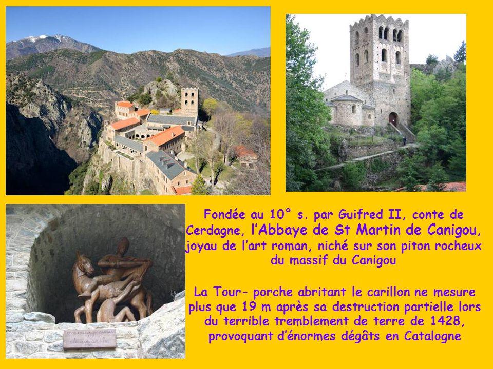 Au pied du Canigou la paisible station thermale de Vernet les Bains « L' Aiguat » du 17 octobre 1940 provoqua un grand désastre dans le village où les