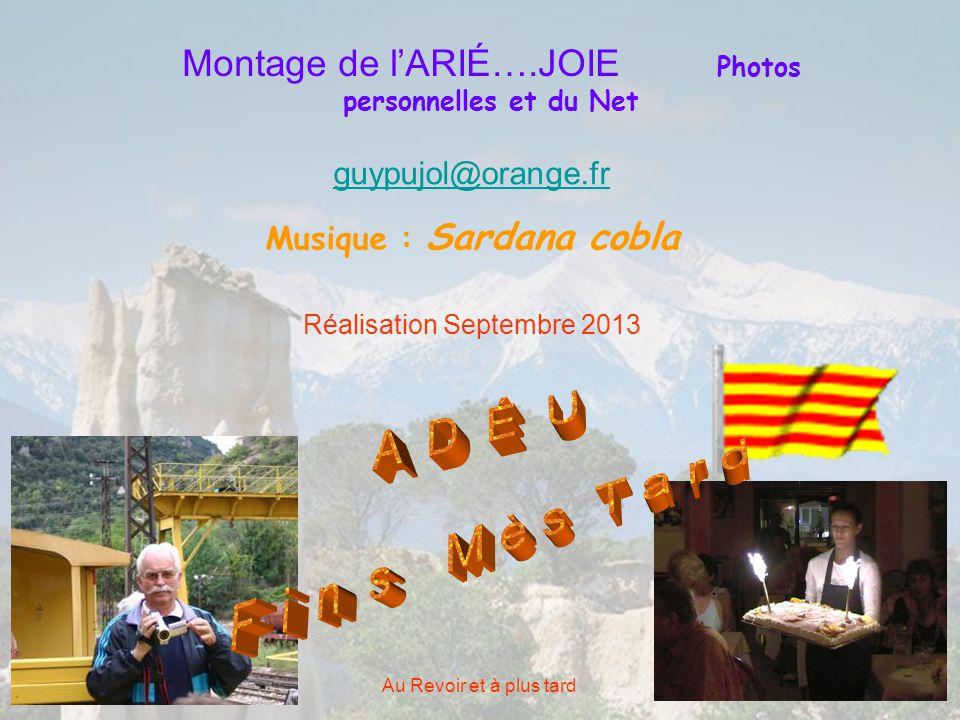 Notre Canigou Poème de Roger Blandignères Fierté des Catalans, oh majestueuse montagne, Nous pouvons t'admirer de Canet à la Cerdagne, Tel un sémaphor